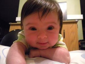 L -- age 2 months