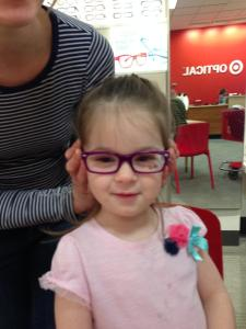 Fashionista! I see a future Ray-Ban model :)