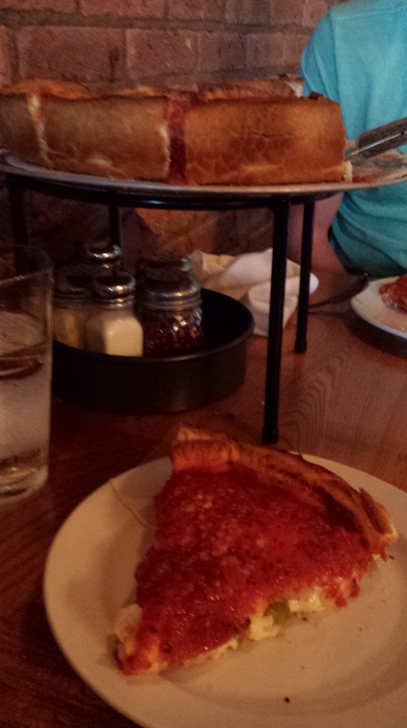 Ain't nothing like some classic Chicago deep dish