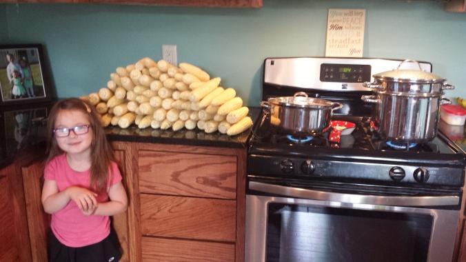 My corn helper